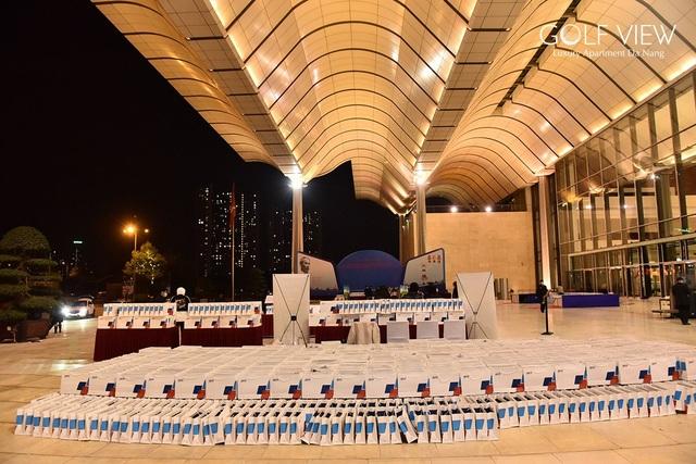 Golf View Luxury Apartment Danang ra mắt trước 3500 khán giả tại Trung tâm Hội nghị Quốc Gia - 3