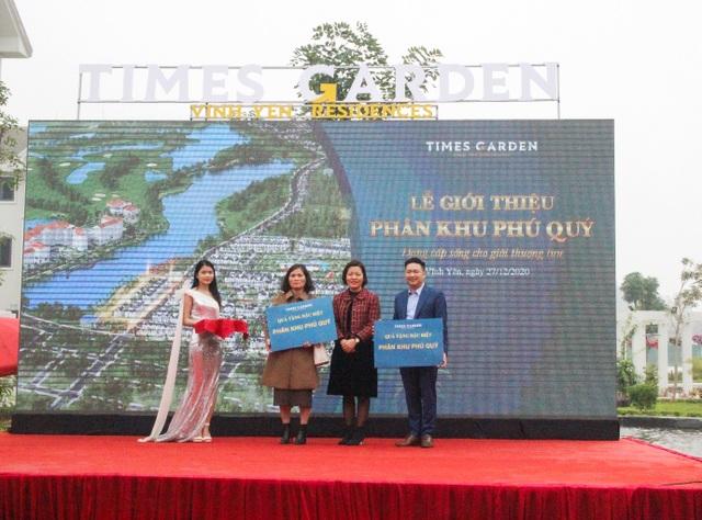 Bùng nổ giao dịch trong Lễ giới thiệu phân khu Phú Quý Times Garden Vĩnh Yên Residences - 3