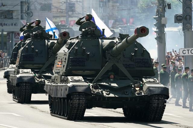 Dàn siêu tên lửa, máy bay giúp Nga củng cố vị trí cường quốc quân sự - 2