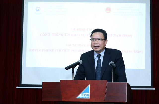 Bộ LĐ-TBXH: Khai trương Cổng thông tin trực tuyến dịch vụ việc làm - 2
