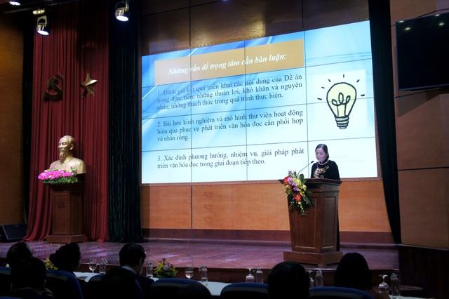 Giám đốc công ty First News được tặng giải thưởng phát triển văn hóa đọc - 1