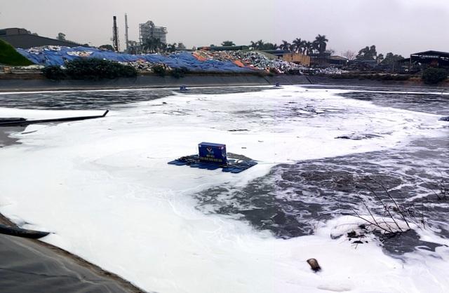 Chính thức thí điểm khử mùi bãi rác Nam Sơn bằng công nghệ Nhật Bản - 3