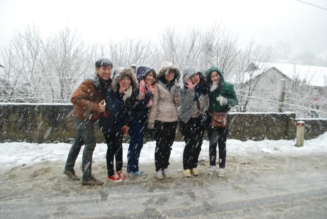 Đỉnh Fansipan có thể đón mưa tuyết dịp Tết Dương lịch - 2