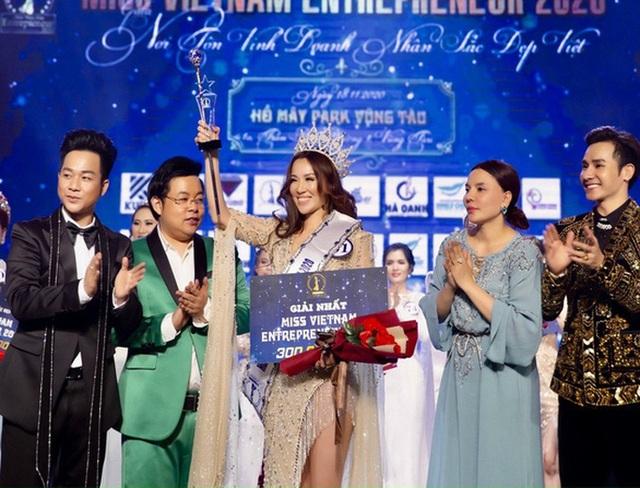 Bộ VHTTDL nói gì về lùm xùm của Hoa hậu Doanh nhân sắc đẹp Việt 2020? - 1