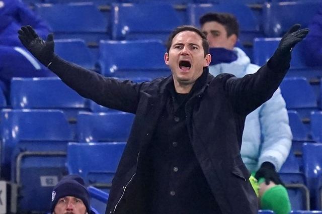 Chelsea hòa Aston Villa, HLV Lampard đổ lỗi cho trọng tài - 1