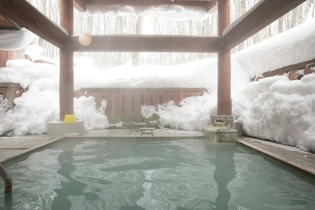 Trải nghiệm tắm onsen tại 7 nhà trọ độc đáo ở Nyuto - 3