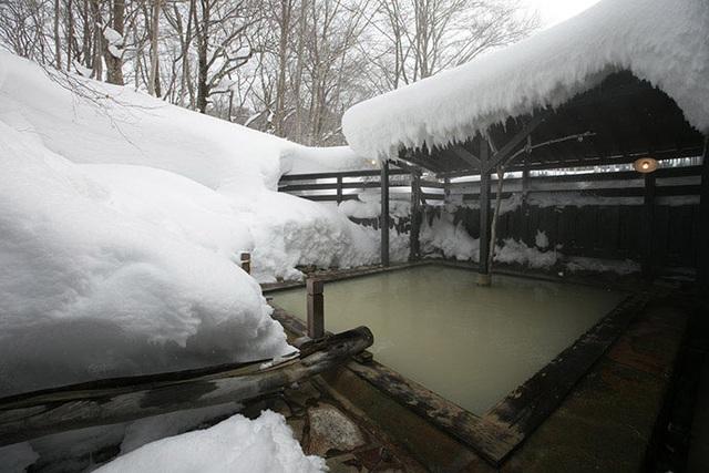 Trải nghiệm tắm onsen tại 7 nhà trọ độc đáo ở Nyuto - 6