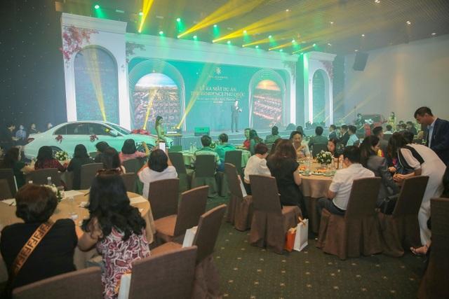 Lễ ra mắt dự án The Residence Phú Quốc diễn ra thành công tốt đẹp - 1