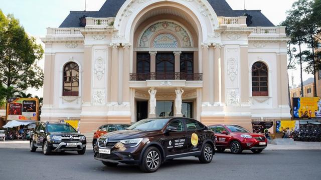 Renault - giá trị của truyền thống - 1