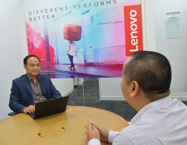 Lenovo: Chuyển đổi theo hướng dịch vụ đáp ứng nhu cầu của khách hàng - 2