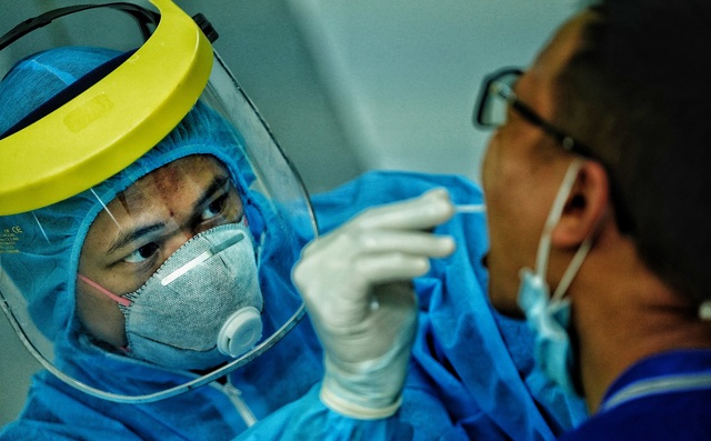 Cán bộ Viện Kiểm sát Nhân dân quận 3 tiếp xúc với ca bệnh Covid-19 - 1