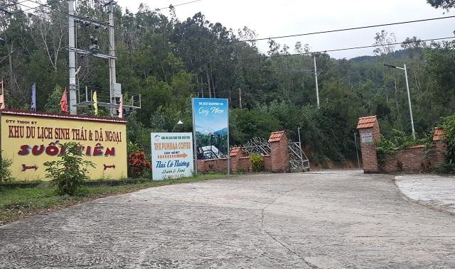 Bình Định: Điểm du lịch xây dựng không phép, ngang nhiên thu phí - 1