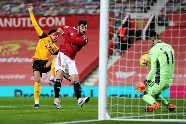 Man Utd 1-0 Wolves: Số phận cay nghiệt với Bầy sói - 3