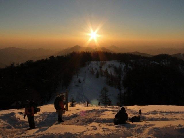 3 điểm lưu trú trên núi để đón bình minh đầu tiên của năm mới - 2