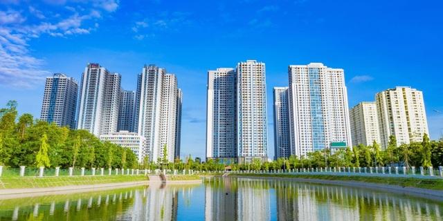 TNR Goldmark City ăn điểm tại thị trường chung cư cuối năm nhờ chính sách tốt - 1