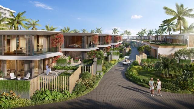Sắp bàn giao, Shantira Beach Resort  Spa hút nhà đầu tư dịp cuối năm - 2