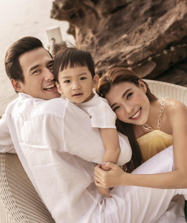 Lương Thế Thành, Thúy Diễm vi vu Phú Quốc cùng con trai - 4