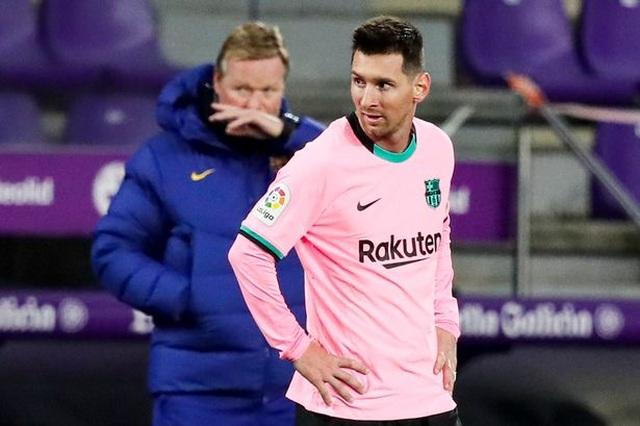 Cái lắc đầu của Messi và dấu chấm hết cho Barcelona? - 3