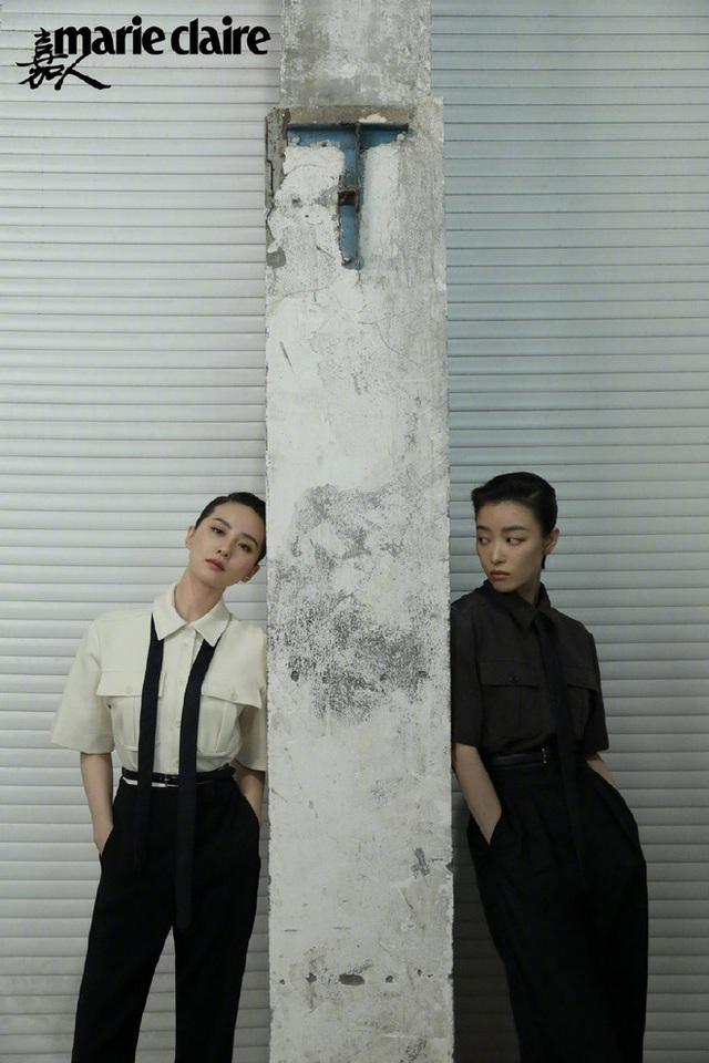 Khoảnh khắc tình tứ và gợi cảm của hai chị đẹp Lưu Thi và Nghê Ni - 9