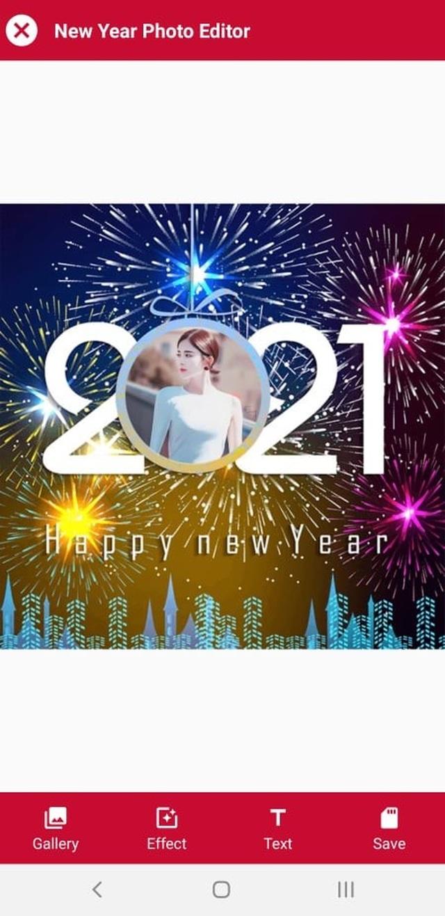 Hướng dẫn tạo ảnh ghép đẹp mắt để đón chào năm mới 2021 - 5