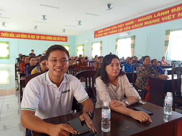 Mang Xuân yêu thương đến gia đình khó khăn, chính sách ở Bạc Liêu - 2