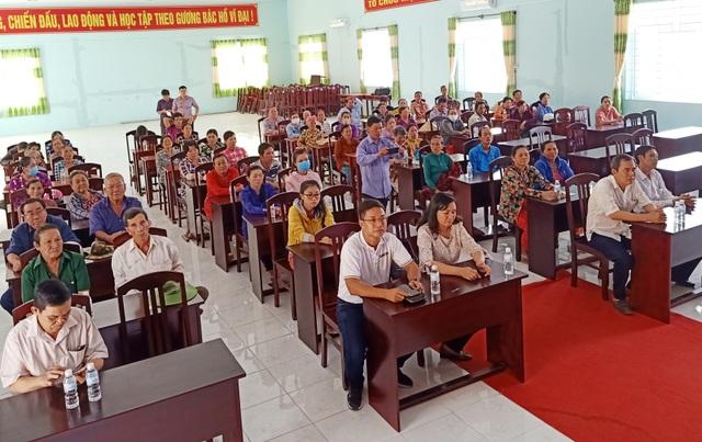 Mang Xuân yêu thương đến gia đình khó khăn, chính sách ở Bạc Liêu - 1