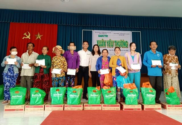 Mang Xuân yêu thương đến gia đình khó khăn, chính sách ở Bạc Liêu - 4
