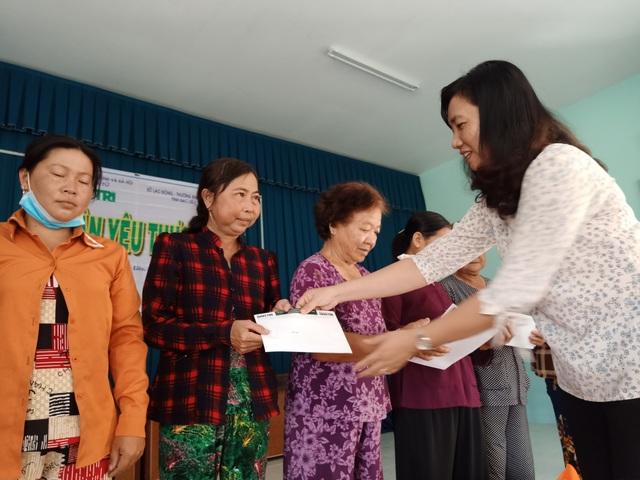 Mang Xuân yêu thương đến gia đình khó khăn, chính sách ở Bạc Liêu - 8
