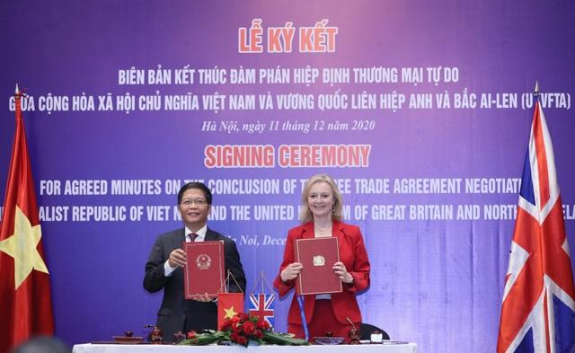 Việt Nam vừa ký thêm một hiệp định thương mại, cú hích tỷ USD cho kinh tế - 1