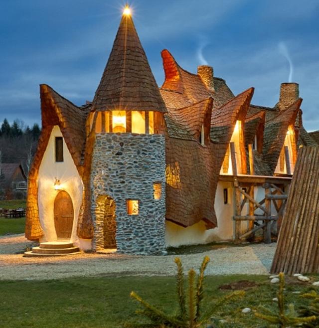 Bán nhà thủ đô, vợ chồng xây lâu đài đất sét giữa chốn bồng lai tiên cảnh - 6
