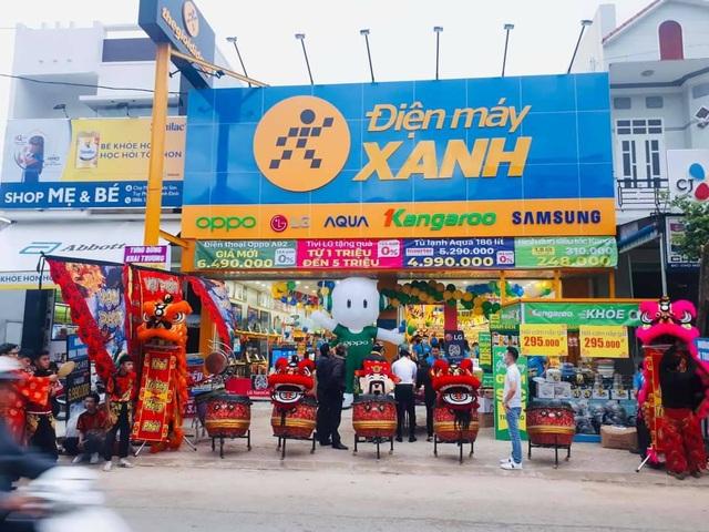 Thế Giới Di Động mở rộng chuỗi cửa hàng thần tốc bất chấp dịch Covid - 1