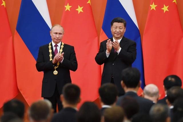 Lý do Nga - Trung Quốc chưa lập liên minh quân sự - 1