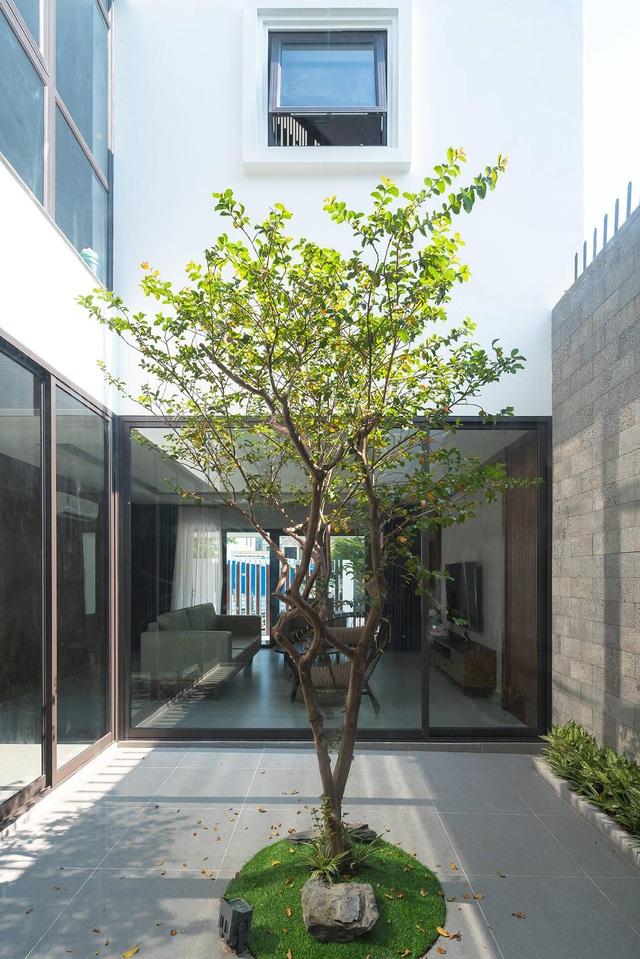 """ngoi nha can khoi bui cua cap vo chong trung nien o quang ninhdocx 1609331049519 - Ngôi nhà có thiết kế lạ """"cản"""" khói bụi của cặp vợ chồng ở Quảng Ninh"""