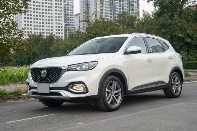 MG HS thêm phiên bản mới giá 888 triệu đồng, cạnh tranh Mazda CX-5 - 1