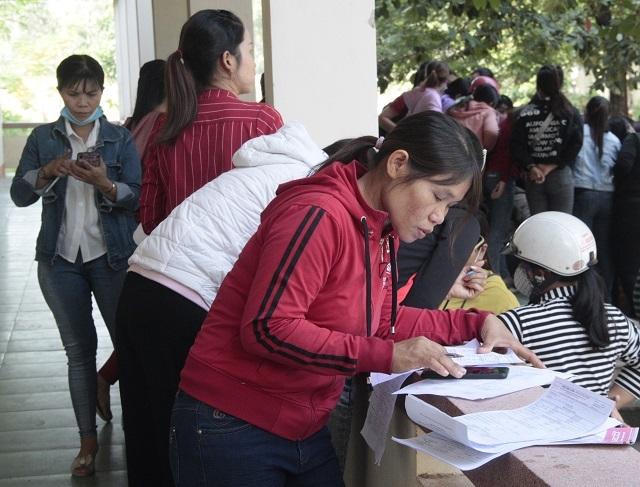 Năm sóng gió, công tác XKLĐ ở Bình Định gặp khó  - 2