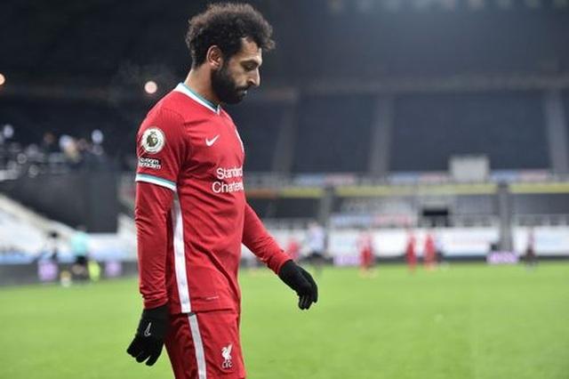 Salah vô duyên, Liverpool ngậm ngùi chia điểm với Newcastle - 1