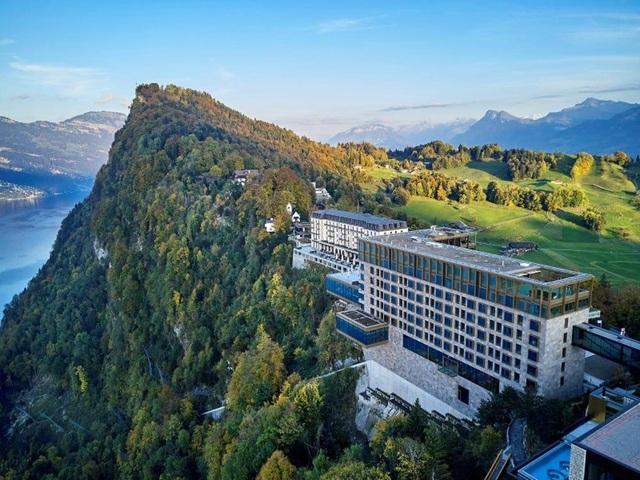 Không gian xa hoa trong khu resort có giá nghỉ hàng đêm hơn 1 tỷ đồng - 3
