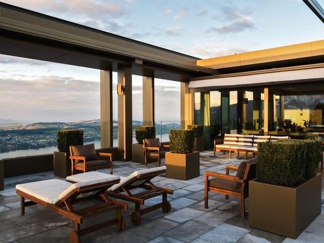 Không gian xa hoa trong khu resort có giá nghỉ hàng đêm hơn 1 tỷ đồng - 7