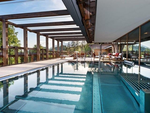 Không gian xa hoa trong khu resort có giá nghỉ hàng đêm hơn 1 tỷ đồng - 9