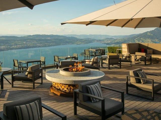 Không gian xa hoa trong khu resort có giá nghỉ hàng đêm hơn 1 tỷ đồng - 11