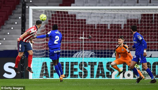 Worldcup888 news: Luis Suarez giúp Atletico vững ngôi đầu bảng La Liga