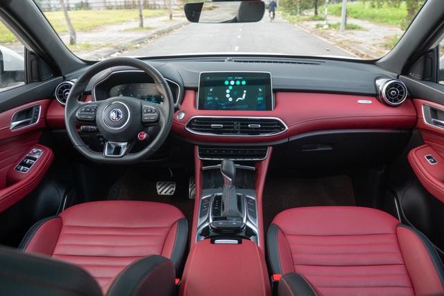 MG HS thêm phiên bản mới giá 888 triệu đồng, cạnh tranh Mazda CX-5 - 5