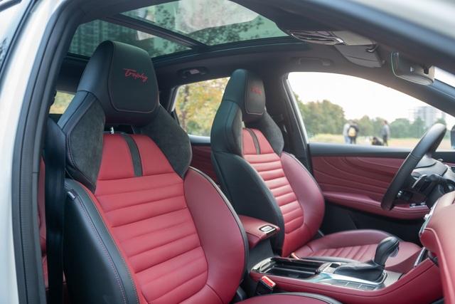 MG HS thêm phiên bản mới giá 888 triệu đồng, cạnh tranh Mazda CX-5 - 6