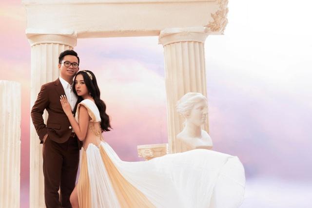 Á hậu Thúy An bất ngờ tung ảnh cưới và công bố kết hôn cùng chồng Tiến sĩ - 8