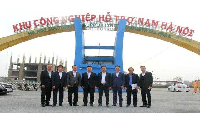 KCN hỗ trợ Nam Hà Nội - Động lực quan trọng để hình thành phát triển Đô thị vệ tinh Phú Xuyên - 1