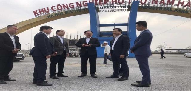 KCN hỗ trợ Nam Hà Nội - Động lực quan trọng để hình thành phát triển Đô thị vệ tinh Phú Xuyên - 2