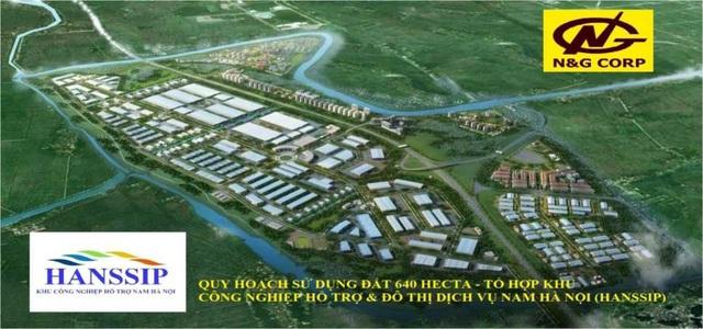 KCN hỗ trợ Nam Hà Nội - Động lực quan trọng để hình thành phát triển Đô thị vệ tinh Phú Xuyên - 4