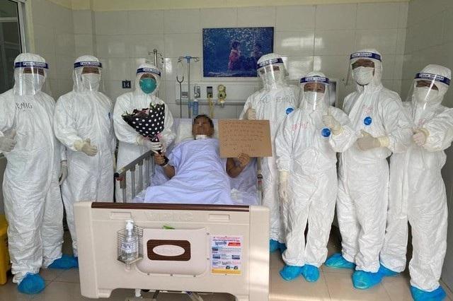 Nhìn lại 2020, năm đặc biệt của Bệnh viện Phổi Đà Nẵng - 2