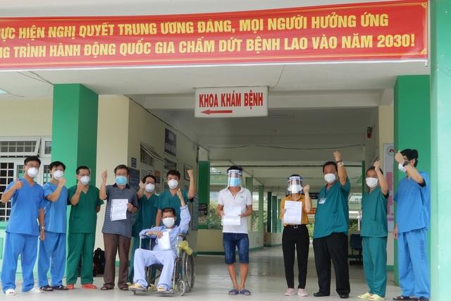 Nhìn lại 2020, năm đặc biệt của Bệnh viện Phổi Đà Nẵng - 3