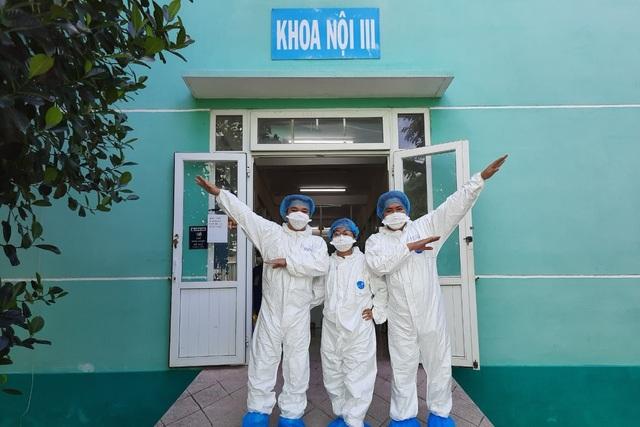 Nhìn lại 2020, năm đặc biệt của Bệnh viện Phổi Đà Nẵng - 4